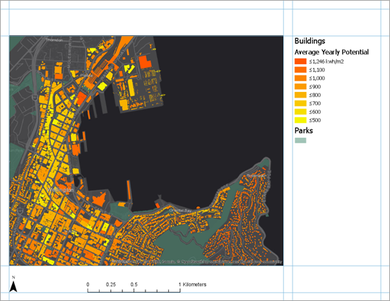 Make A Layout Arcgis Pro Arcgis Desktop