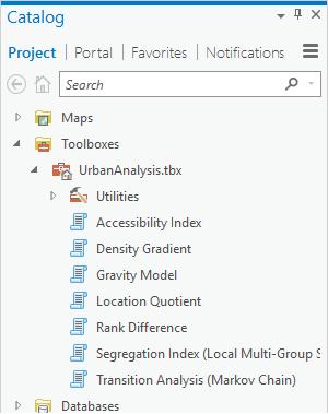Use a custom geoprocessing tool—ArcGIS Pro | ArcGIS Desktop
