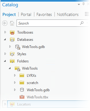 Authoring web tools with Python scripts—ArcGIS Pro | ArcGIS