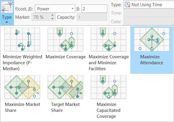 Tutorial: Location-Allocation—ArcGIS Pro | ArcGIS Desktop