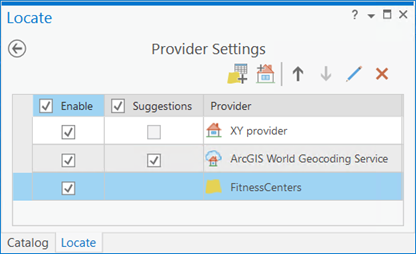 Find places on the map—ArcGIS Pro | ArcGIS Desktop