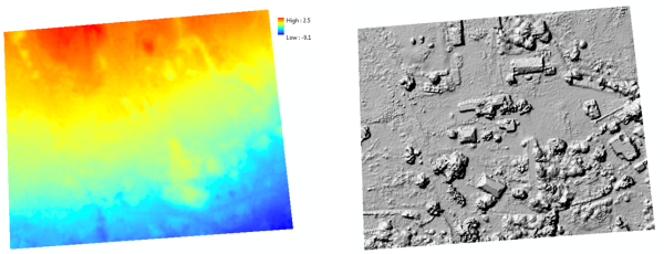 Generate elevation data using the DEMs wizard—ArcGIS Pro