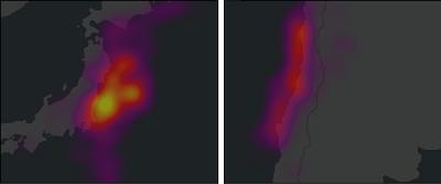 Heat map symbology—ArcGIS Pro | ArcGIS Desktop