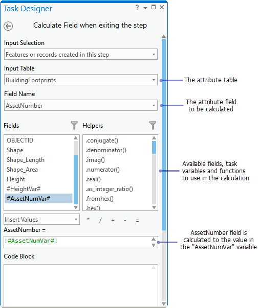 Get, copy, and calculate attributes—ArcGIS Pro | ArcGIS Desktop
