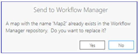 exporting arcgis pro maps to the arcgis workflow manager database